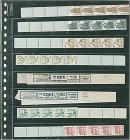Klarsichthüllen Einsteckblätter glasklar Lindner 828P