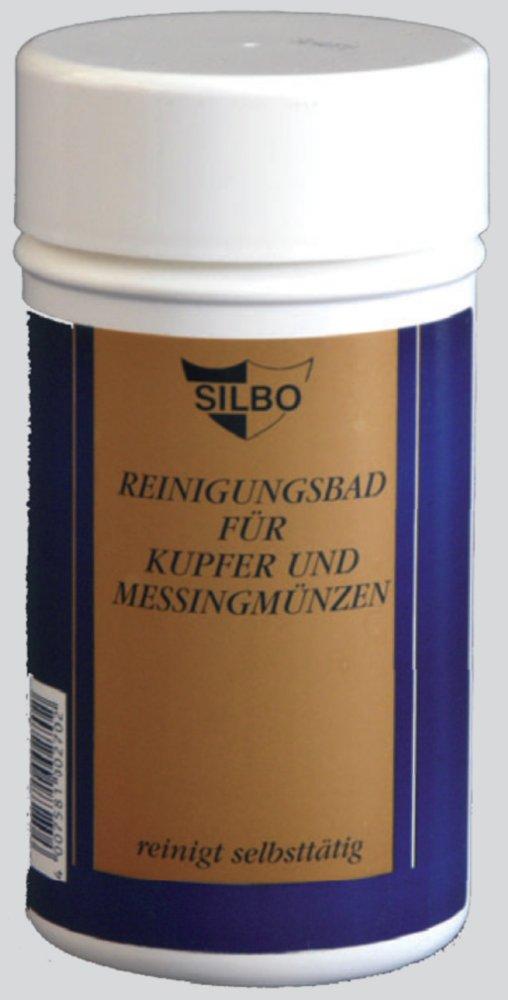 Reinigungsbad Tauchbad 375ml Kupfer Messing Nickel Bronze Silbo
