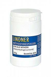 Münzenreiniger Pulver 250g Lindner 8135