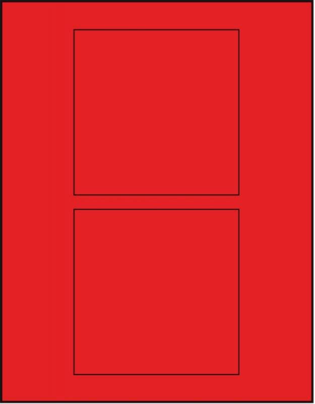 D-Box Standard 125 x 125 mm Lindner 2802