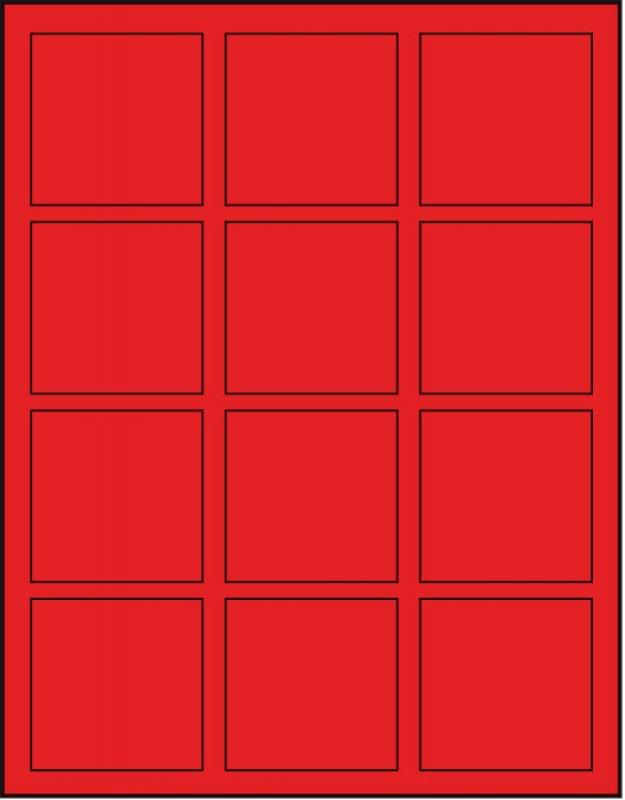 D-Box Rauchglas 66 x 66 mm Lindner 2862