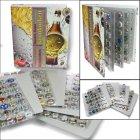 Kronkorken-Album 325x290x60 mm mit 4 Blatt SAFE 7928