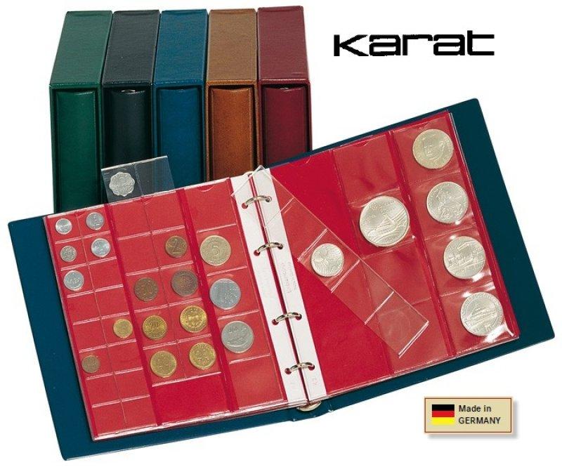 KARAT Ringbinder Classic   leer Lindner 1106Y-