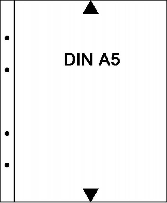 Ergänzungsblätter für ETB 50 Stück Lindner 5601