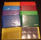Taschen Münzalbum farbig Lindner 2070E