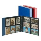 Postkarten Album STANDARD XL + Kassette im SET Lindner 3008-