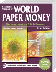 Standard Catalog of ® World Paper Money Vol. III: Modern Issues 1961–Present 22.Aufl. 2016