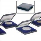 Münzetui  65x70x12 für eine Münze SAFE auswählbar von 15mm bis 50mm