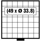 BEBA Schublade 33,8 mm SAFE 6207