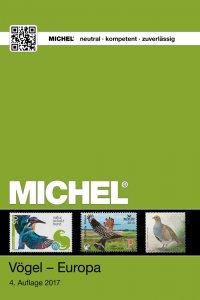MICHEL Motivkatalog Vögel- Europa 2014/15 3.Auflage Briefmarkenkatalog