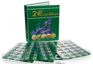 2 Euro Sammelalbum 2015