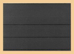 148x105mm A6 Einsteckkarten 3 Streifen MIT Deckblatt KOBRA VR3
