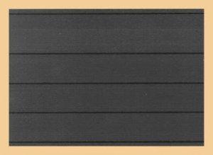 148x105mm A6 Einsteckkarten 4 Streifen MIT Deckblatt KOBRA VR4