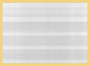 156x112mm C6 Einsteckkarten 4 Streifen klare Folie KOBRA VK4T