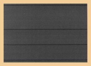 156x112mm C6 Einsteckkarten 3 Streifen MIT Deckblatt KOBRA VF3