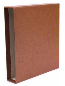 Schutzkassette für Album G29 KOBRA G24K