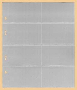 Telefonkarten-Blatt VPE 10 Stück KOBRA G28E