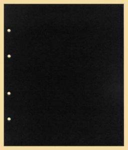 Telefonkarten-Zwischenblatt SCHWARZ VPE 10 Stück KOBRA G28C