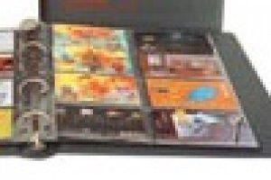 Telefonkarten-Ersatzblätter TELECARD VPE 5 Stück SAFE 7564