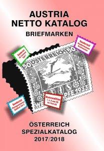 ANK Österreich Spezial 2017/2018 Briefmarkenkatalog