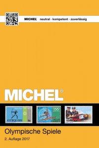MICHEL Motivkatalog Olympische Spiele 2.Auflage Briefmarkenkatalog