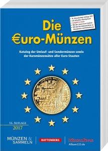 Battenberg Euro Münzkatalog Euromünzen16.Auflage 2016/17