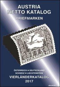 ANK Vierländerkatalog 2017 71.Auflage Briefmarkenkatalog