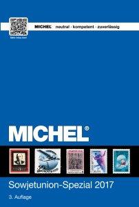 MICHEL Sowjetunion-Spezial 2017 3.Auflage Briefmarkenkatalog