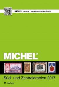 MICHEL Übersee Katalog ÜK10/2 Süd- und Zentralarabien 2017 Briefmarkenkatalog