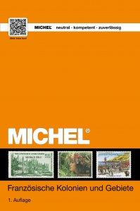 MICHEL Französiche Kolonien und Gebiete 1.Auflage Briefmarkenkatalog