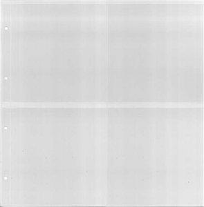 Einsteckblatt für Postkartenalbum 10 Stück KOBRA AK14