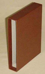 Schutzkassette für  Kleinbogenalbum B2 KOBRA B2K