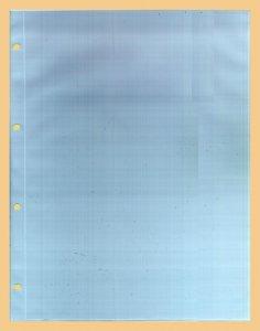 Einsteckblatt 10 Stück KOBRA G51E