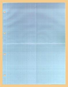 Einsteckblatt 10 Stück KOBRA G54E