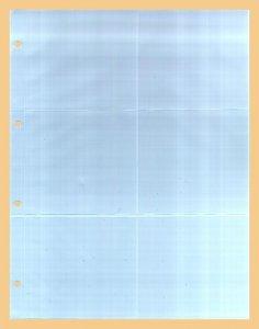 Einsteckblatt 10 Stück KOBRA G56E