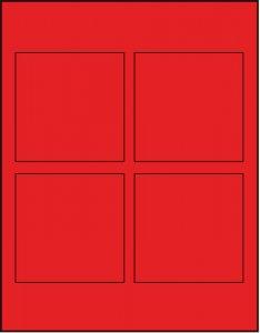 D-Box Standard 100 x 100 mm Lindner 2804