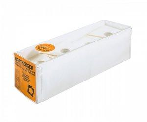 Münzrähmchen 50x50mm selbstklebend VPE 100 Stück HARTBERGER®