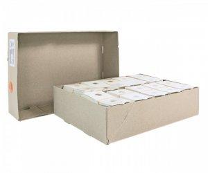 Münzrähmchen 50x50mm selbstklebend VPE 1000 Stück HARTBERGER®