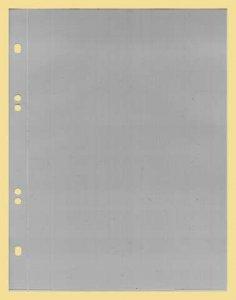Ersatzblatt   ungeteilt DIN A5 Hartfolie KOBRA G18E