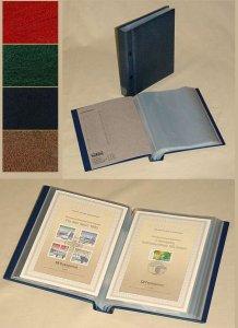 ETB Druckknopfalbum mit 50 Seiten KOBRA G15