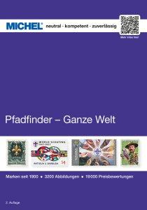 MICHEL Motivkatalog Pfadfinder - Ganze Welt 2017 Briefmarkenkatalog