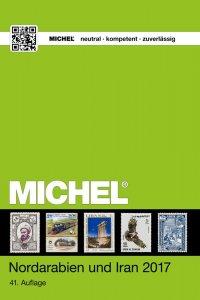 MICHEL Übersee Katalog ÜK10/1 Nordarabien Iran 2017 Briefmarkenkatalog