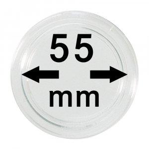 LINDNER Münzkapseln   55-70 mm VPE 1 Stück