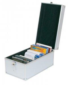 ALU-Koffer Multi 200x200x360 mit Griff LINDNER S2331