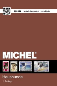 MICHEL Motivkatalog Hunde – Ganze Welt 1.Auflage Briefmarkenkatalog