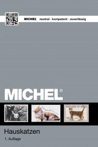 MICHEL Motivkatalog Katzen – Ganze Welt 1.Auflage Briefmarkenkatalog