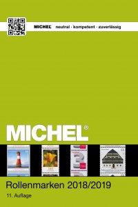 MICHEL Rollenmarken Deutschland 2019 11.Auflage Briefmarkenkatalog