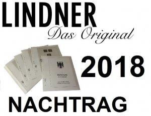 T-Vordruckblätter Deutschland BRD Nachtrag 2018 Lindner T120b/15 2018