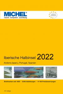 MICHEL Europa Katalog E4 Iberische Halbinsel 2020 Briefmarkenkatalog