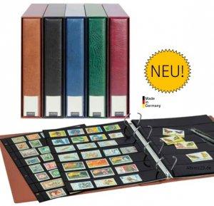 Ringbinder PUBLICA LS + Kassette als SET Lindner 3533-